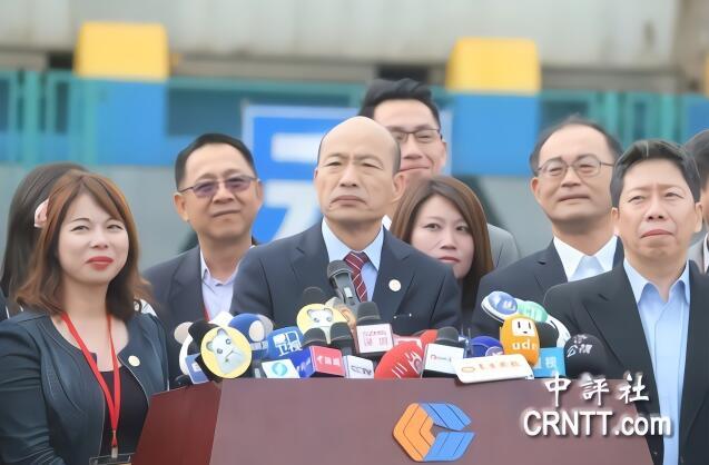 台南市长韩国瑜