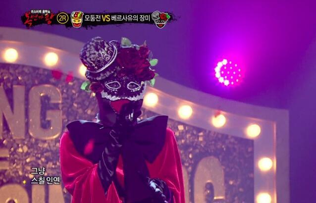 综艺节目:蒙面歌王