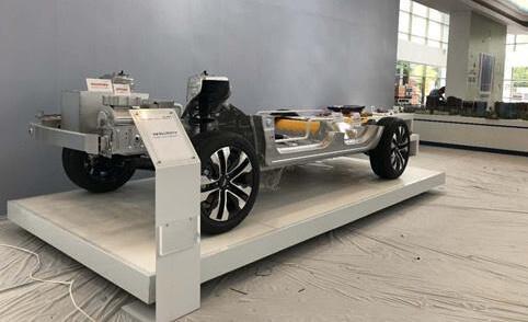 氢能源汽车原理