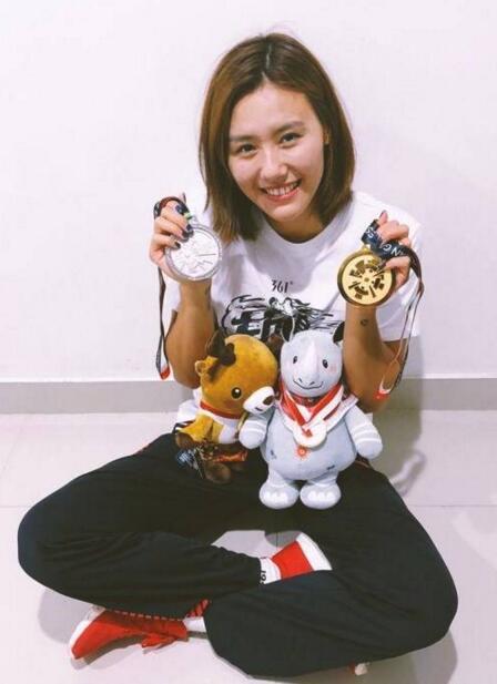 雄安在线:亚运会最靓四大美女运动员  刘湘高居榜首
