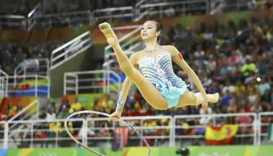 NO3、中国艺术体操运动员尚蓉