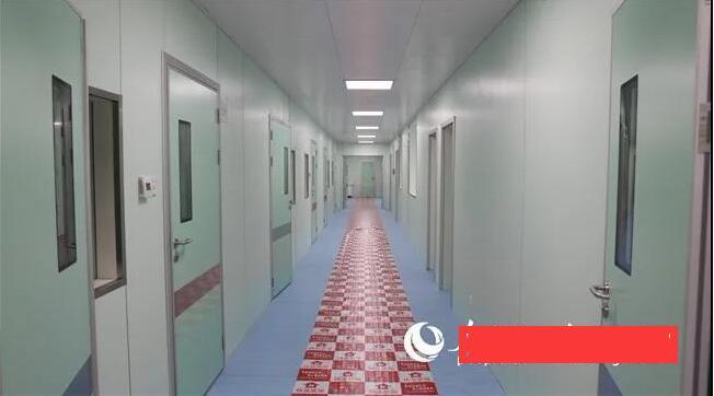 雄安新区首批负压隔离病房建成